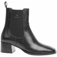 Sko Dame Høje støvletter Gant 23551141621GW Sort