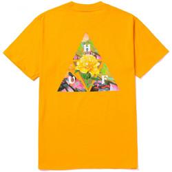 textil Herre T-shirts m. korte ærmer Huf T-shirt new dawn tt ss Gul