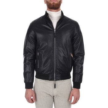 textil Herre Jakker Leather Authority DERR PLON Black