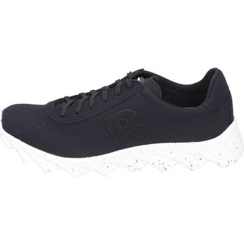 Sko Dame Lave sneakers Rucoline BH880 Sort