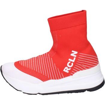 Sko Dame Høje sneakers Rucoline BH885 Rød