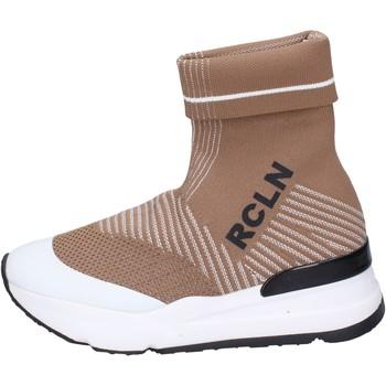 Sko Dame Høje sneakers Rucoline BH886 Beige
