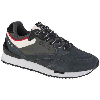 Sko Herre Lave sneakers Big Star Shoes Grå
