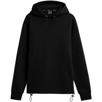 textil Herre Sweatshirts 4F BLM013 Sort