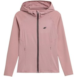 textil Dame Sweatshirts 4F BLDF012 Pink