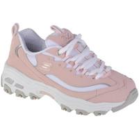 Sko Pige Lave sneakers Skechers D'Lites- Biggest Fan Pink