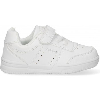 Sko Pige Lave sneakers Bubble 58936 Hvid