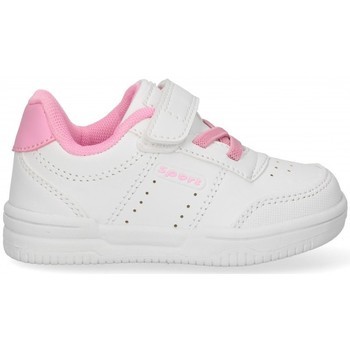 Sko Pige Lave sneakers Bubble 58938 Pink