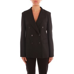 textil Dame Jakker / Blazere Marella MAILLE BLACK