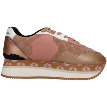 Sko Dame Lave sneakers Manila Grace S649LU BEIGE