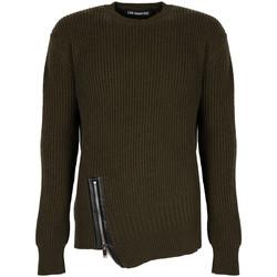 textil Herre Pullovere Les Hommes  Grøn