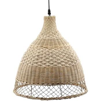 Indretning Lysekroner, ophæng og loftslamper Signes Grimalt Loftslampe Beige