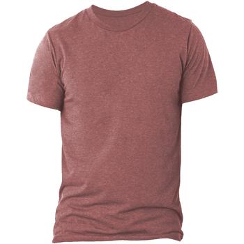 textil Herre Polo-t-shirts m. korte ærmer Bella + Canvas CA3413 Mauve Triblend