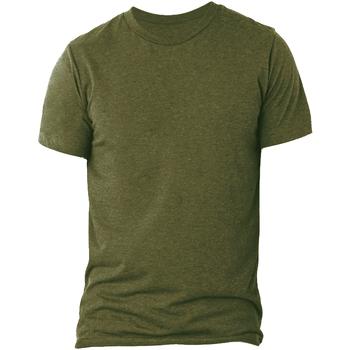 textil Herre Polo-t-shirts m. korte ærmer Bella + Canvas CA3413 Olive Triblend