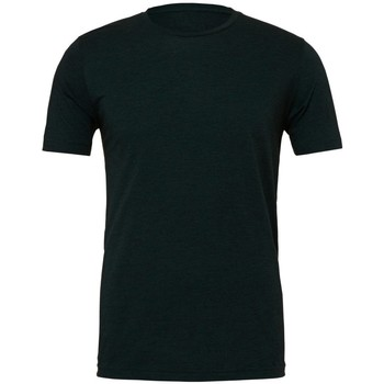 textil Herre T-shirts m. korte ærmer Bella + Canvas CA3413 Emerald Triblend