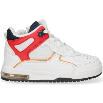 Sko Dreng Høje sneakers Luna Collection 60424 Hvid