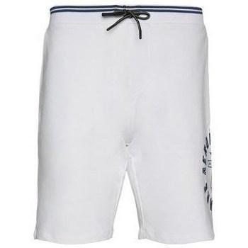 textil Herre Shorts Aeronautica Militare BE109F41973 Hvid