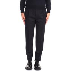 textil Herre Habit bukser Incotex ZR541Z 1721T Blue
