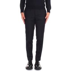 textil Herre Habit bukser Incotex ZR851Z 1645T Blue