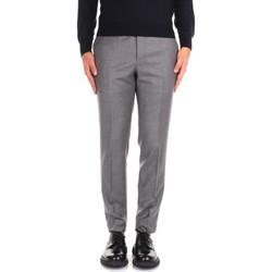 textil Herre Habit bukser Incotex ZR851Z 1645T Grey