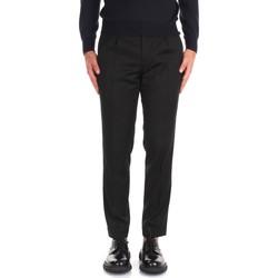 textil Herre Chinos / Gulerodsbukser Incotex ZR450Z 10139 Black