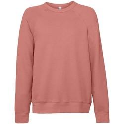 textil Sweatshirts Bella + Canvas BE111 Mauve