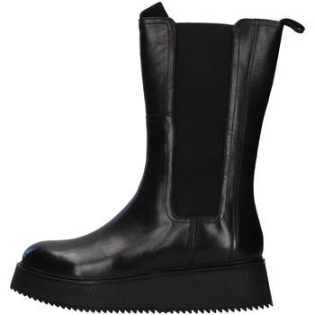 Sko Dame Høje støvletter Apepazza F1ZAIRA01/LEA BLACK