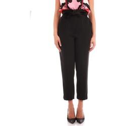 textil Dame Habit bukser Marella TECLA BLACK