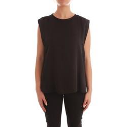textil Dame Toppe / Bluser Marella ATZECO BLACK