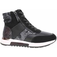 Sko Dame Høje sneakers Jana 882521127098 Grafit