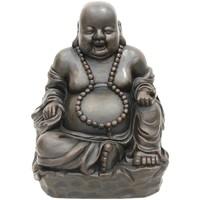 Indretning Små statuer og figurer Signes Grimalt Buddha Figur Gris