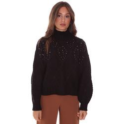 textil Dame Pullovere Gaudi 121FD53036 Sort