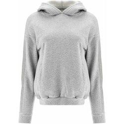 textil Dame Sweatshirts Freddy F1WTWS3 Grå