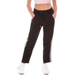 textil Dame Træningsbukser Gaudi 121BD24001 Sort