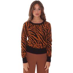 textil Dame Pullovere Gaudi 121BD53017 Brun