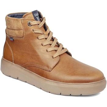 Sko Herre Høje sneakers CallagHan 45508 Brun