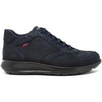 Sko Herre Lave sneakers CallagHan 42604 Blå
