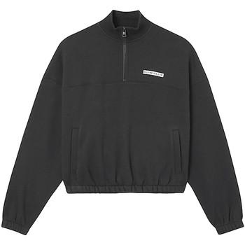 textil Dame Sweatshirts Calvin Klein Jeans J20J217291 Sort