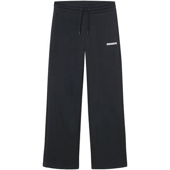 textil Dame Løstsiddende bukser / Haremsbukser Calvin Klein Jeans J20J217293 Sort