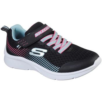 Sko Børn Lave sneakers Skechers 302016L Sort