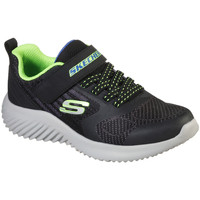 Sko Børn Lave sneakers Skechers 403732L Sort