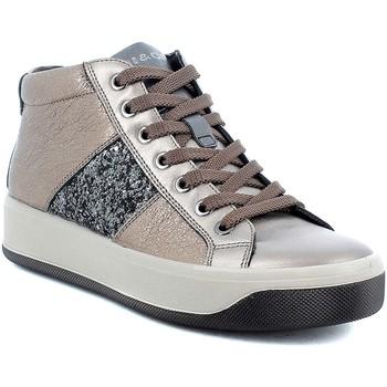 Sko Dame Høje sneakers IgI&CO 8172722 Brun