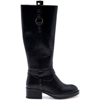 Sko Dame Chikke støvler Apepazza F1BEATRIX11/LEA Sort
