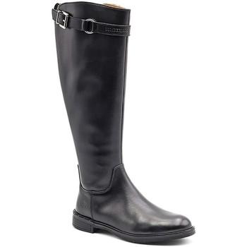 Sko Dame Chikke støvler Lumberjack SWC1207 001 B01 Sort