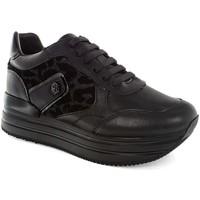 Sko Dame Lave sneakers Lumberjack SWA0312 002 Z93 Sort