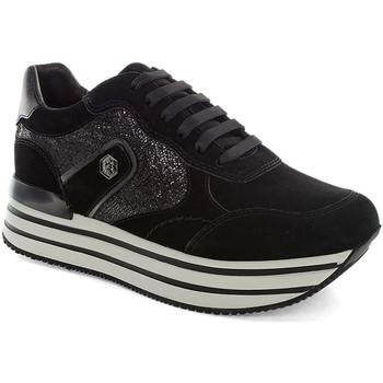 Sko Dame Lave sneakers Lumberjack SWA0312 002 Z94 Sort