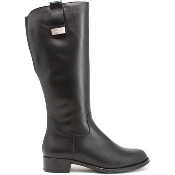 Sko Dame Chikke støvler CallagHan 79207 Sort