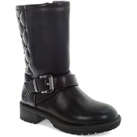 Sko Pige Chikke støvler Lumberjack SG21107 005 Z65 Sort