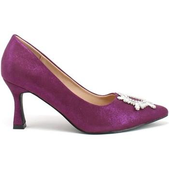 Sko Dame Højhælede sko Gold&gold B21 GP155 Violet