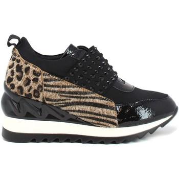 Sko Dame Lave sneakers Gold&gold B21 GB181 Sort